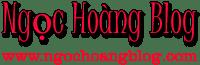Ngọc Hoàng Blog