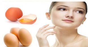 Cách làm đẹp da bằng trứng gà